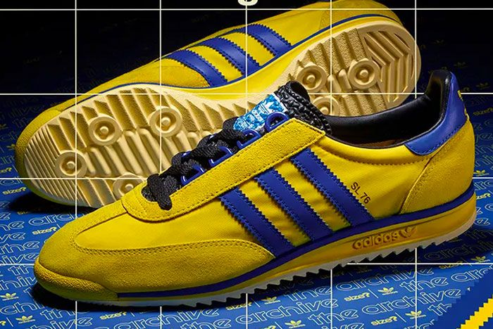 size? x adidas SL76