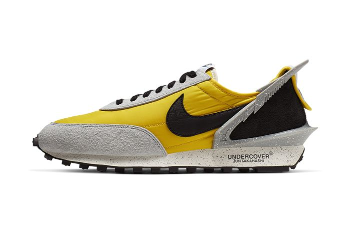 Undercover Nike Daybreak Yellow Release Date Lateral