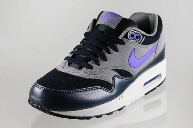 Nike Air Max 1 Essential Black 3