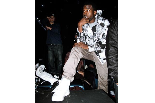 Kanye West Sneaker Style Js Wings