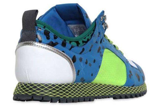 Adidas Opening Ceremony New York Leopard Blue Heel 1
