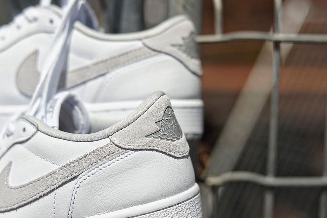 Air Jordan 1 Low Neutral Grey