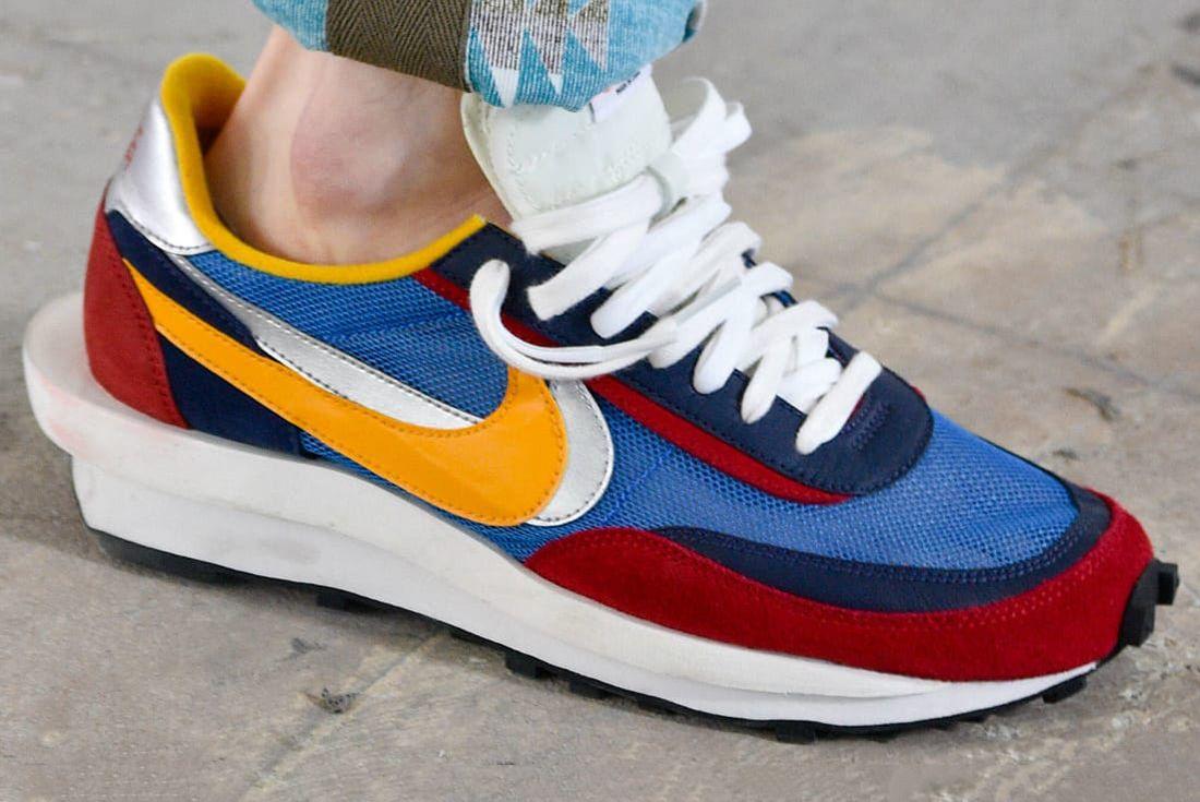 Sacai X Nike X Ld Waffle Full Foot