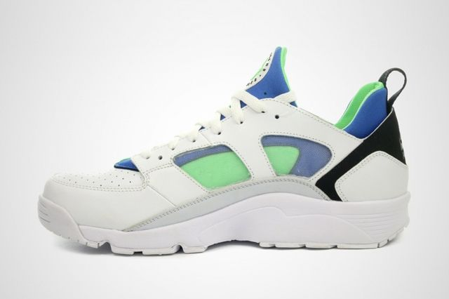 Nike Air Trainer Huarache Scream Green 2