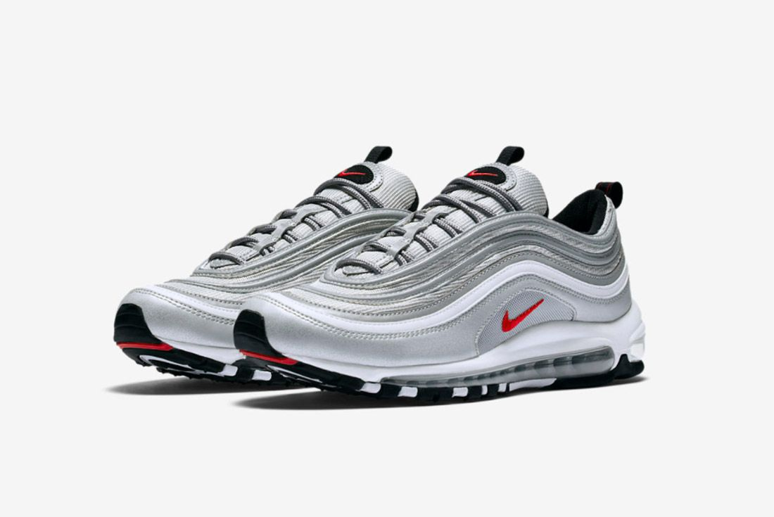 Nike Airmax97 Silver Bullet 5