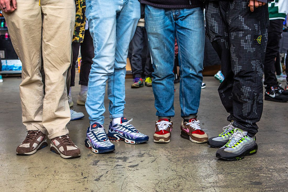 Sneaker Freaker Swap Meet October 2019 On Foot19