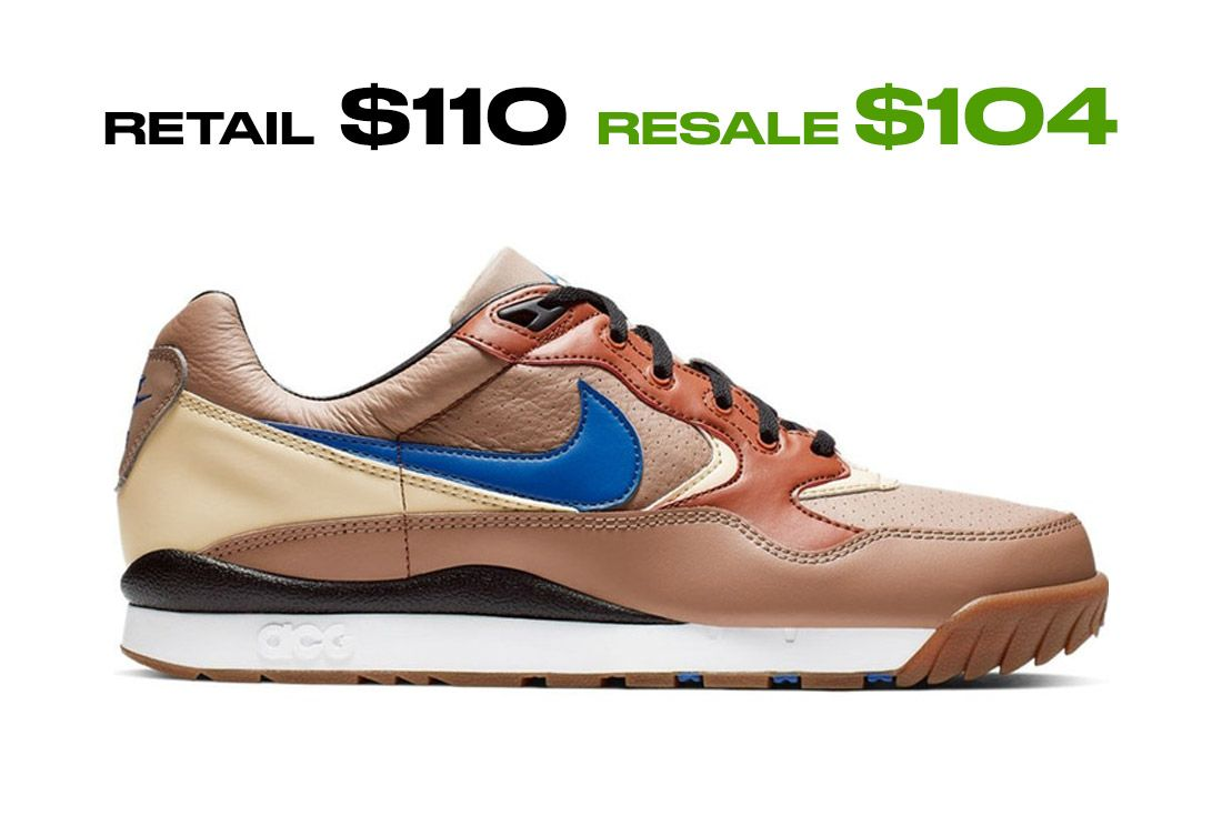 Stockx Resale Nike Wildwood Right Side Shot
