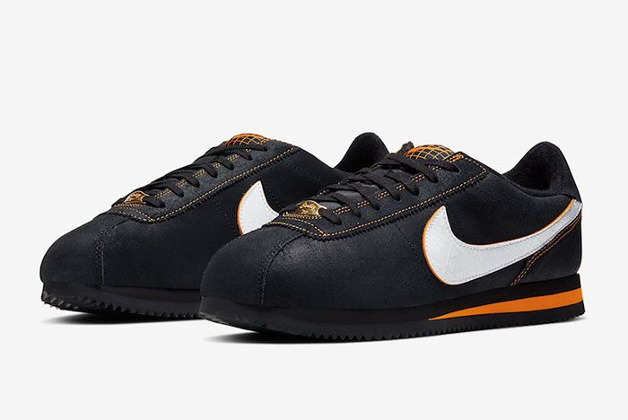 Nike Cortez Day Of The Dead Toe