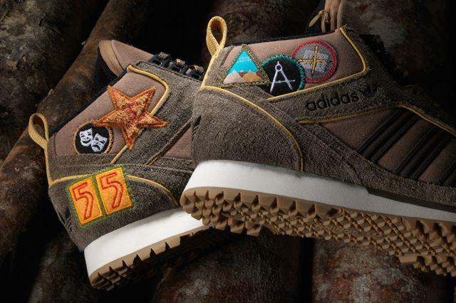 Adidas Vanguard Collection 3