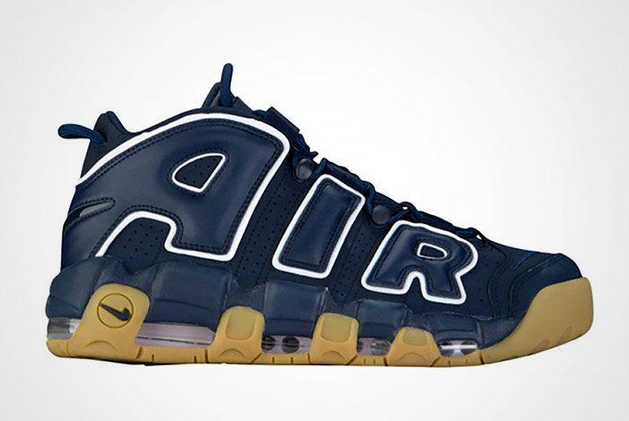 Nike Air More Uptempo Obsidian Blue Gum Thumb