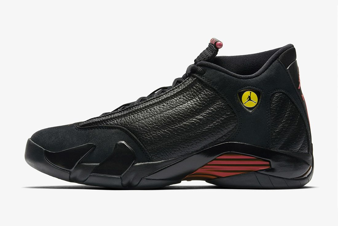Air Jordan 14 Playoffs 2018