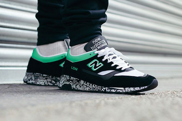 New Balance 1500 Virgin Money 1500 Side On Foot
