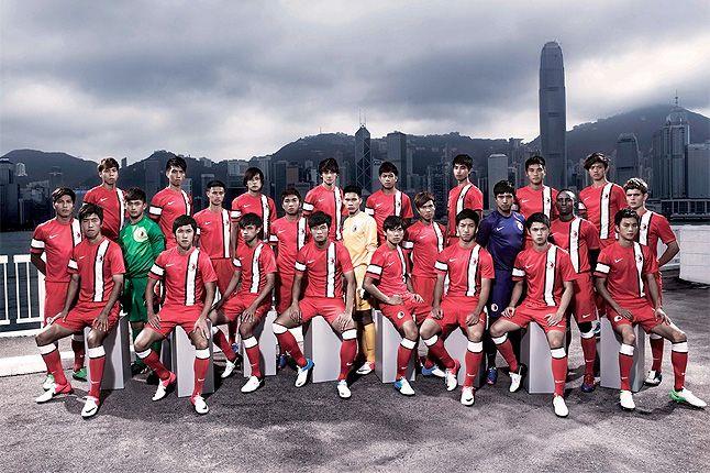 Nike Soccer Hong Kong Hong Kong 1 1