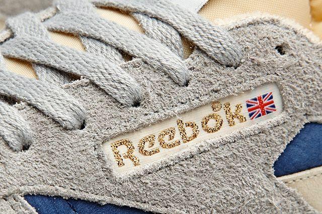 Reebok Clasic Leather Retro Suede Italy 4
