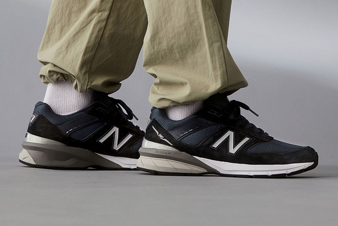New Balance Made in USA 990v5