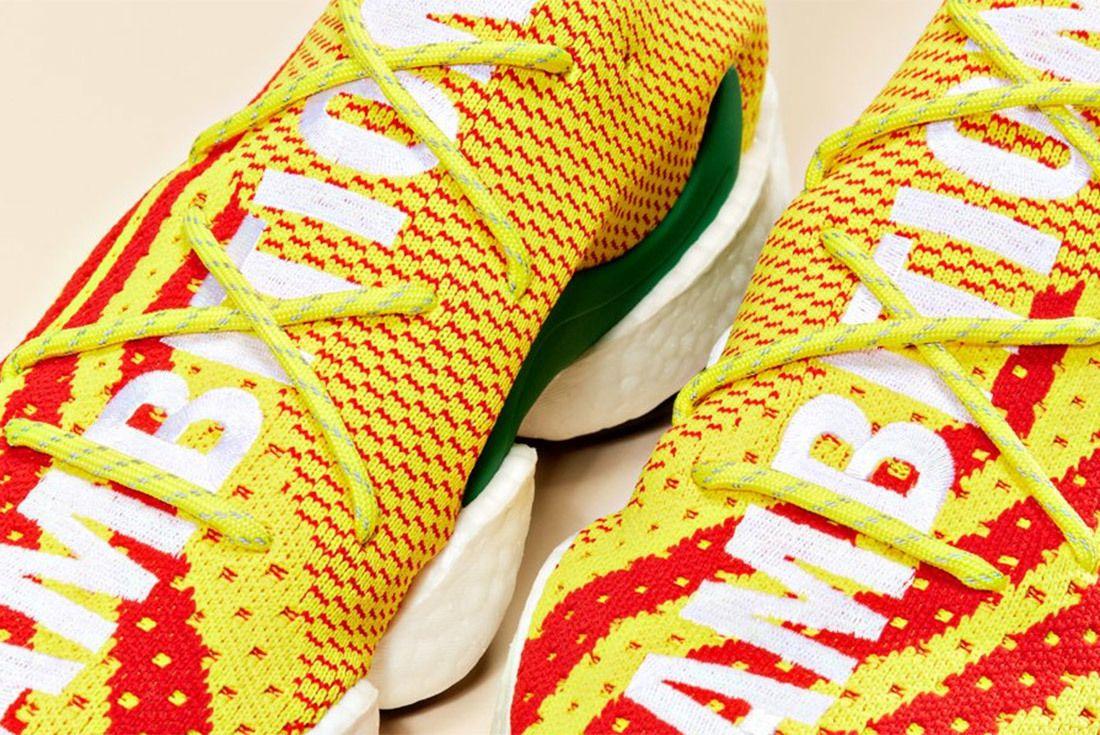 Adidas Pharrell Williams Boost You Wear Ambition 3