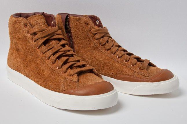Nike Blazer Mid Ab Hazelnut 3 4 1