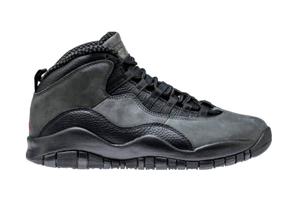 Air Jordan 10 X Shadow 2018 Release Date Sneaker Freaker