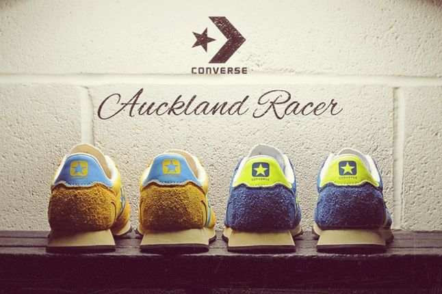 Converse Auckland Racer Size Exclusive Promo Heels 1