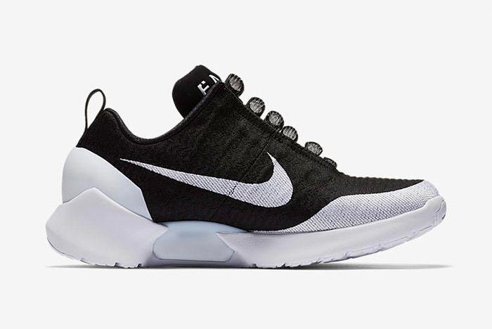 Nike Hyper Adapt 1 0 Black White 6