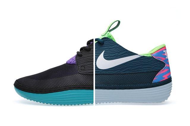 Nike Solarsoft Moccassin Tropical Camo Thumb