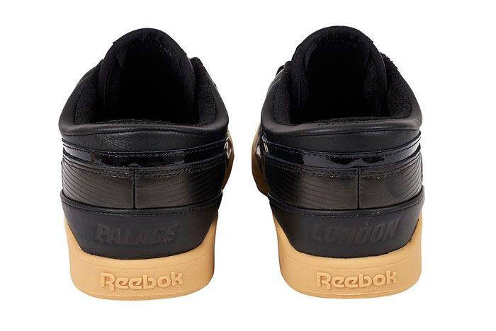Palace Pro Workout Low Black Heel