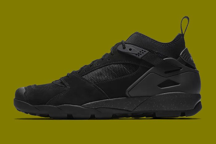 Nike Air Revaderchi Acg Triple Black 1