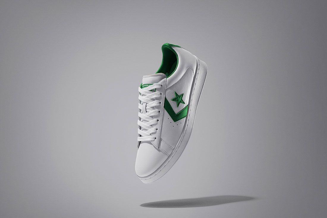 Nike News Nbaall Star2020 Converse Og Colorblock Low Top 1 Green V1 93620 Official Reveal