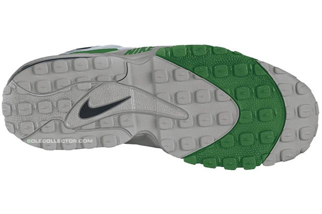 Nike Air Max Speed Turf Metallic Silver Black Pine Green Metallic Silver 02 1