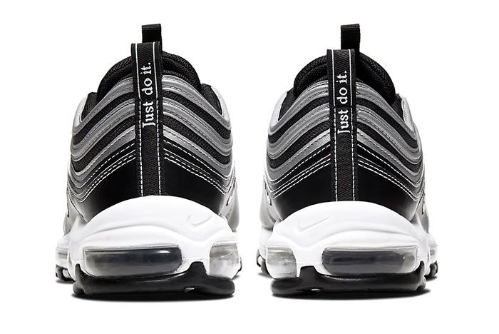 Nike Air Max 97 Faded Black Reflective Silver White 921826 016 Release Information7