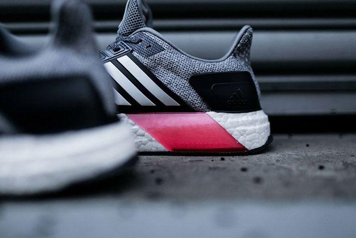 Adidas Ultra Boost St Grey Pink 3