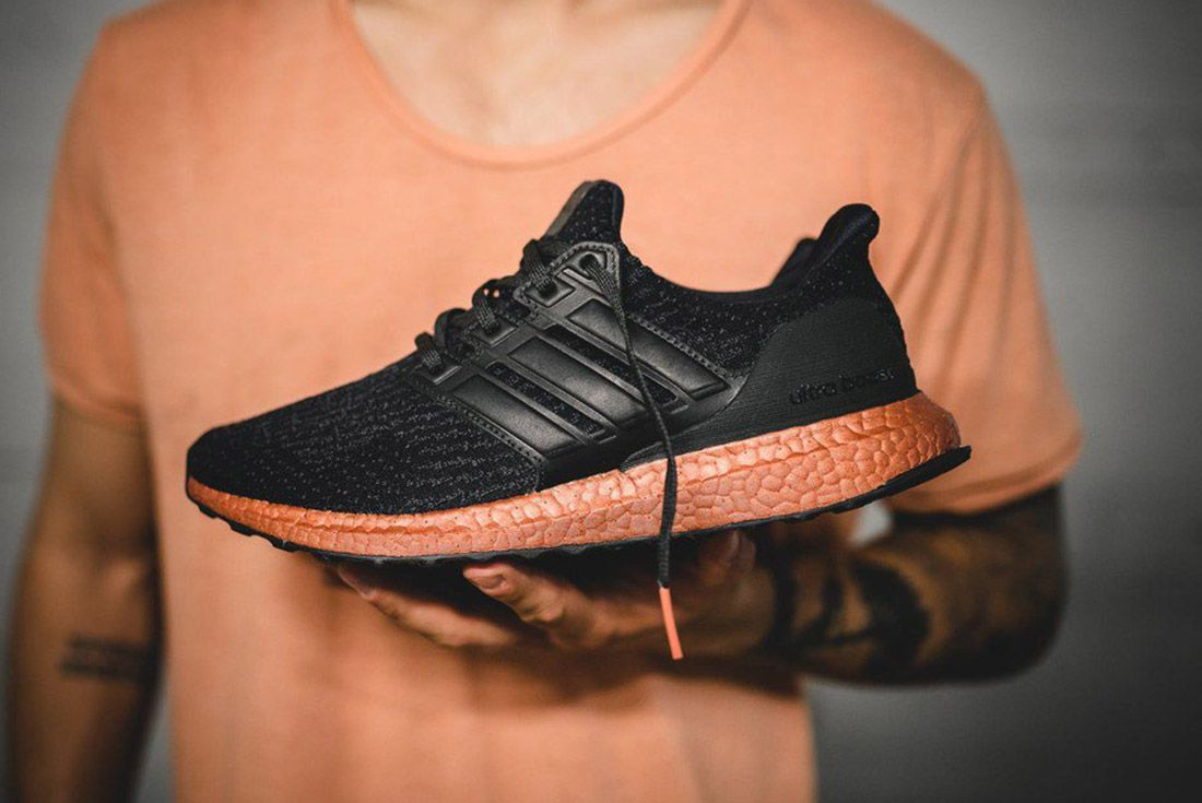 Adidas Ultra Boost Copper Tech Ruse Black 1