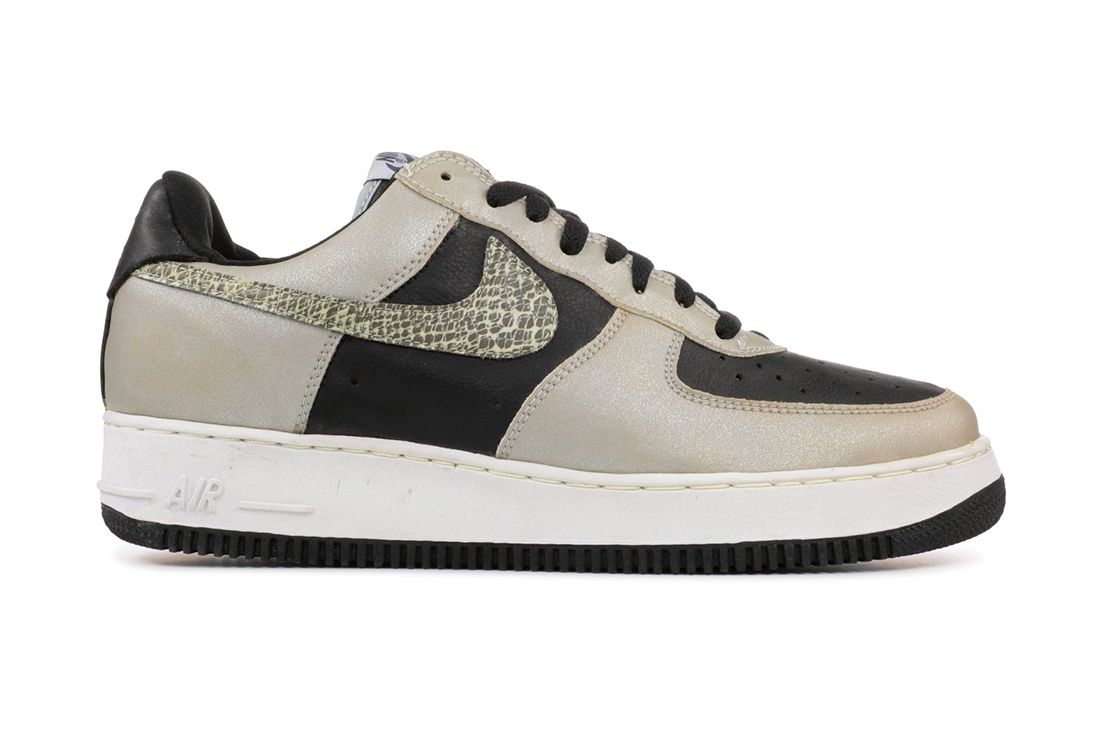 3M Snake Nike Air Force 1 Best Feature