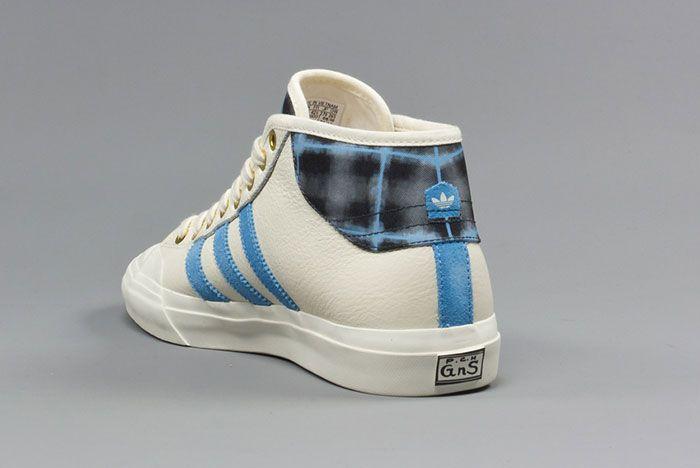 Adidas Atchcourt Mid Snoop X Gonz 2