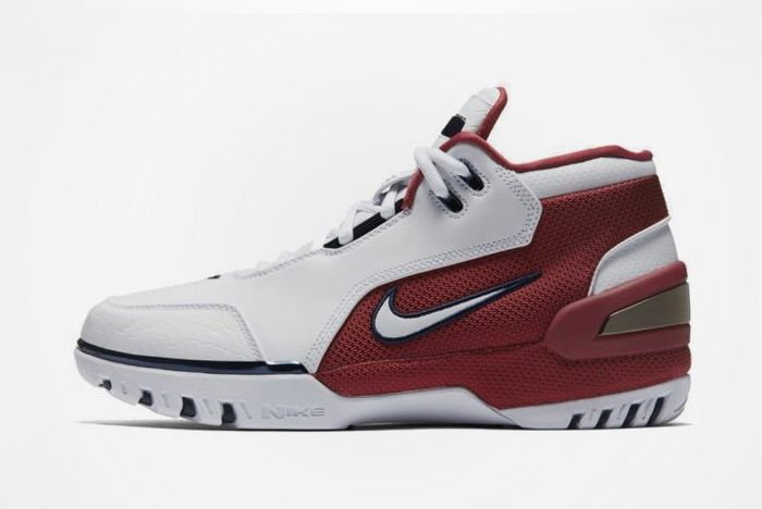 Official Images And Release Date For Lebron' S First Retro