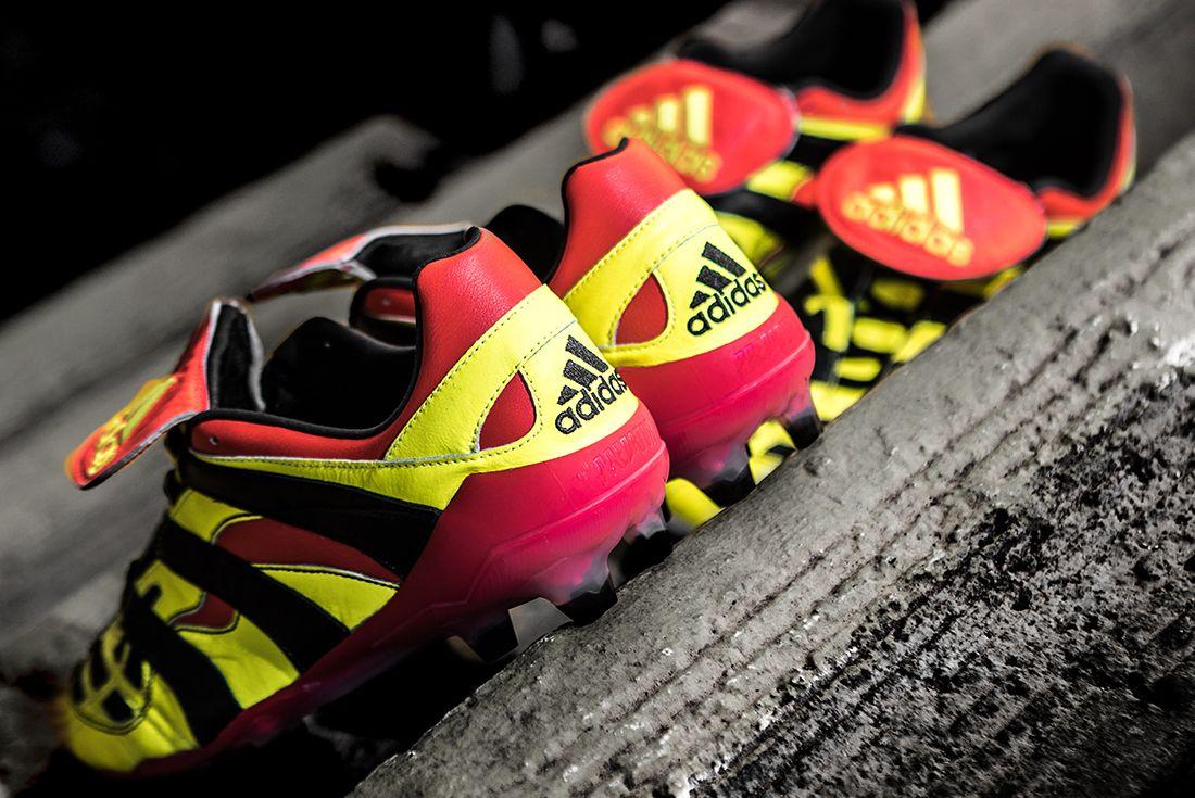 David Beckham Adidas Predator 1