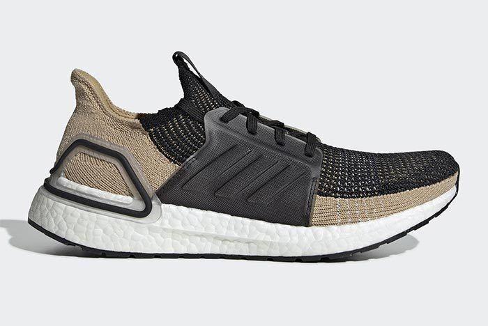 Adidas Ultraboost 2019 Clear Brown Side Shot 1
