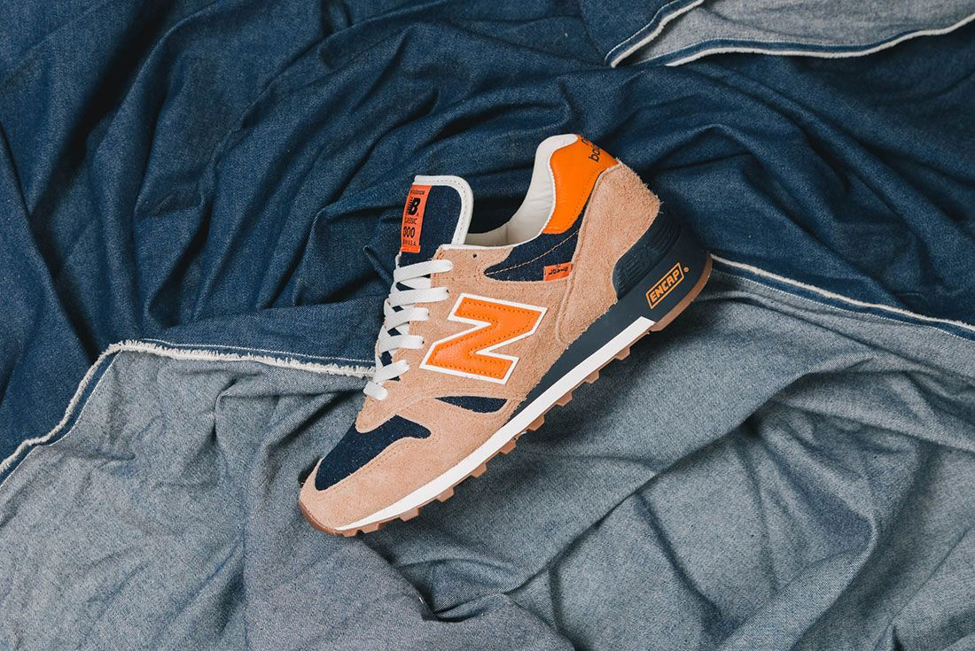 Up There New Balance M1300Lv Levis Lateral