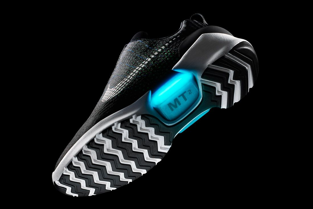 Nike Hyperadapt 1 0 Black 2