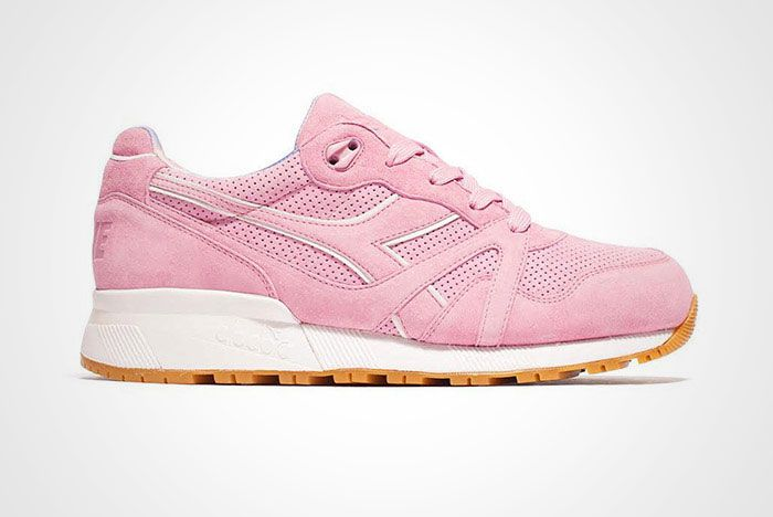 La Mjc Diadora N9000 All Gone 2014 Pink Thumb