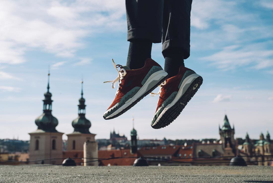 Kangaroos X Footshop The City Of A Hundred Spires Ultimate 3 Interview 28
