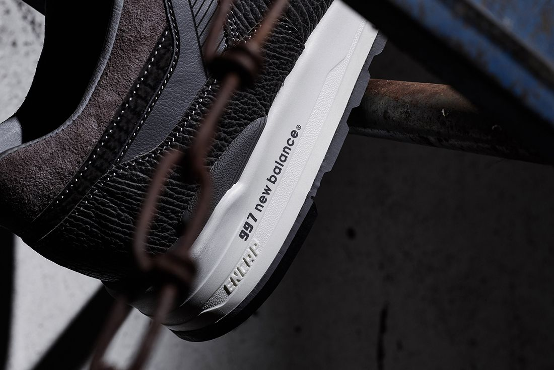 New Balance 997 Gy Homage By Bespoke Ind7