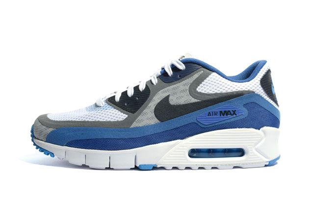 Summer Br Collection Am90 Blu Sideview