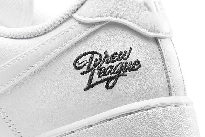Nike Air Force 1 Low Drew League Heel Detail