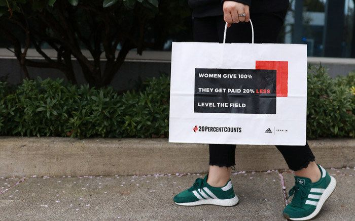 Adidas Equal Pay Day 1