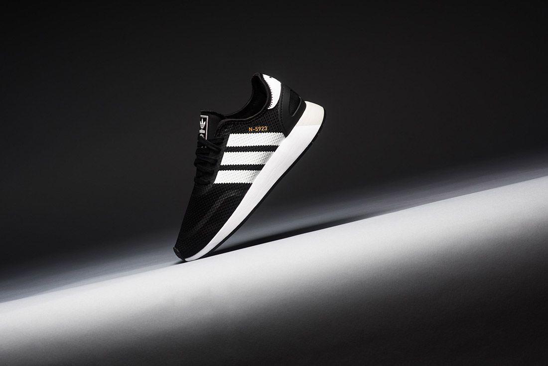 Adidas N 5923 Black White Gold Cq2337 Sneaker Freaker 5