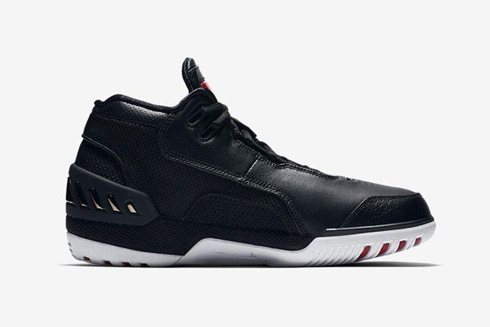 Nike Air Zoom Generation Black 4