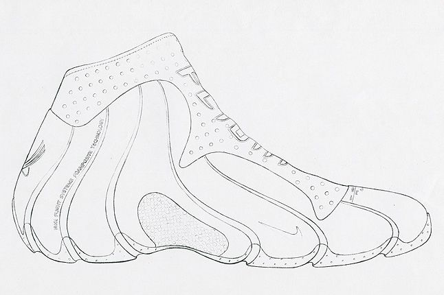 The Making Of The Nike Flightposite 15 1