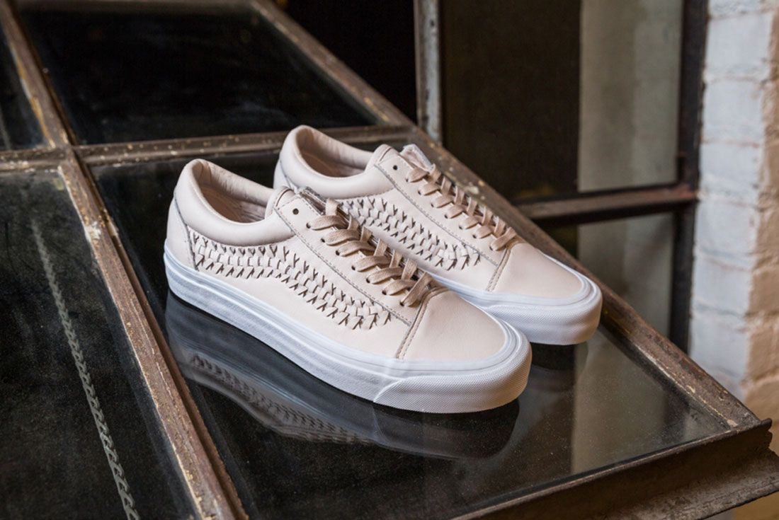 Vans Woven Leather Collection 8