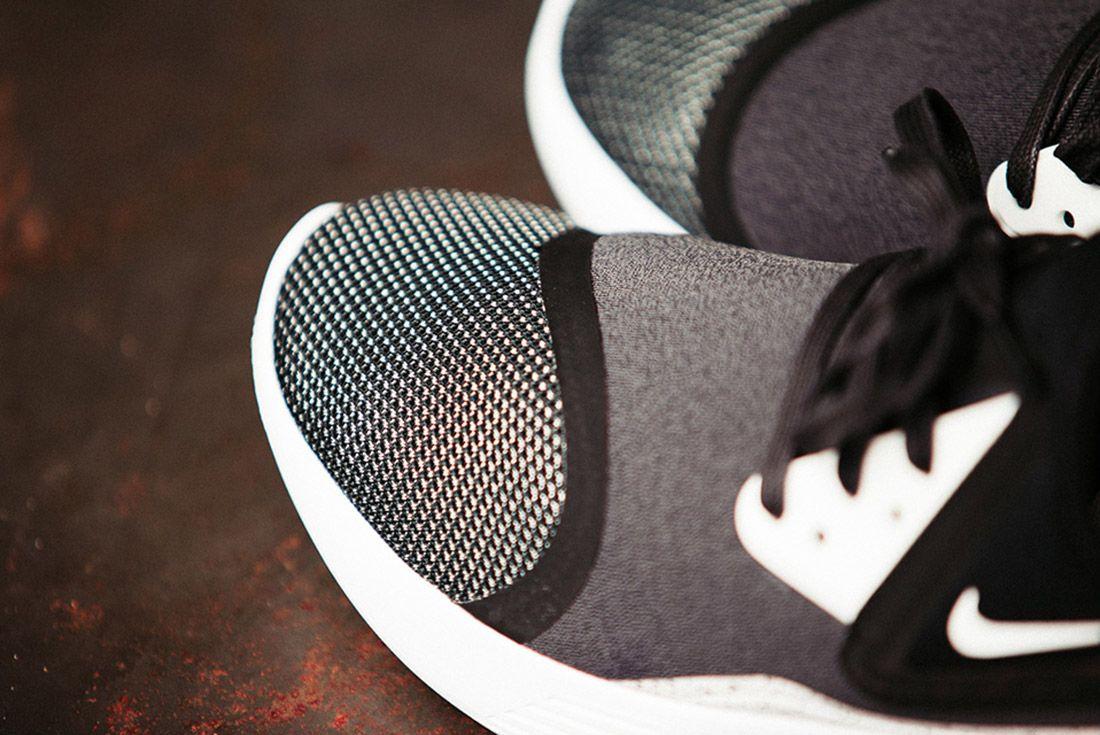 Nike Lunarcharge Black White 2